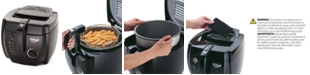 Presto CoolDaddy® cool-touch deep fryer