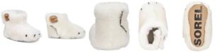 Sorel Baby Girls Bear Paw Waterproof Slippers