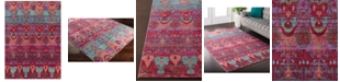 Surya Germili GER-2300 Bright Pink 2' x 3' Area Rug