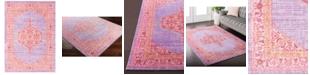"Surya CLOSEOUT!  Germili GER-2309 Bright Purple 9' x 13'1"" Area Rug"