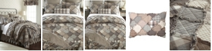 American Heritage Textiles Smoky Mountain Cotton Quilt Collection, King