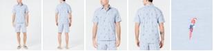 Tommy Bahama Men's Parrot Shorts & Shirt