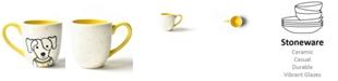 Coton Colors by Laura Johnson Pet Spotty Dog Portrait Mug