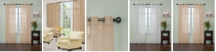 "Curtain Fresh Curtainfresh Grommet Voile 59"" x 108""  Panel"