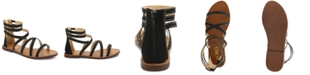 XOXO Colton Gladiator Sandals