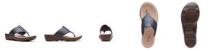 Clarks Collection Women's Phebe Mist Flip-Flops