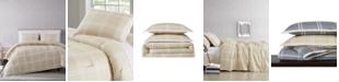 Truly Soft Leon Plaid Full/Queen Comforter Set