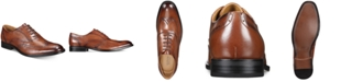 Alfani Men's Leather Abie Wingtip-Toe Oxfords, Created for Macy's