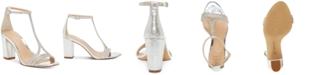 INC International Concepts INC Keyla T-strap Evening Sandal, Created for Macy's