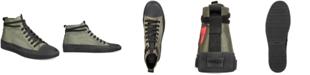 Hugo Boss HUGO Men's Zero High-Top Sneakers