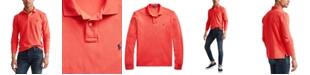 Polo Ralph Lauren Men's Big & Tall Classic Fit Mesh Cotton Polo
