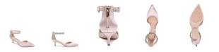 Jewel Badgley Mischka Robles Ornamented Pumps