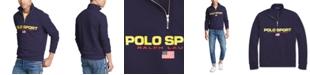Polo Ralph Lauren Polo Ralph Lauren Men's Fleece Quarter-Zip