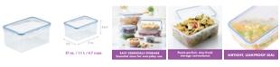 Lock n Lock Easy Essentials Rectangular 37-Oz. Food Storage Container