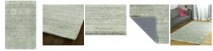"Kaleen Palladian PDN01-77 Silver 5' x 7'9"" Area Rug"