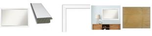 "Amanti Art Cabinet Framed Bathroom Vanity Wall Mirror, 39.25"" x 27.25"""