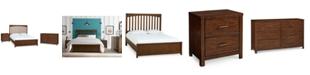 Furniture Ashford Bedroom Furniture, 3-Pc. Set (Full Bed, Nightstand & Dresser)