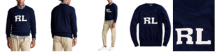 Polo Ralph Lauren Men's RL Cotton Sweater