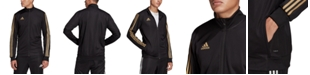 adidas Men's Tiro Metallic Track Jacket