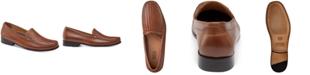 Johnston & Murphy Men's Stoltz Woven Venetian Loafers