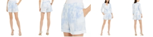 INC International Concepts INC Tie-Dye Shorts, Created For Macy's