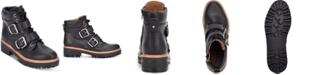 indigo rd. Island Combat Boots