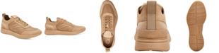 Calvin Klein Men's Delbert Translucent Mesh Sneakers