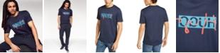 HUGO Men's Dicagolino201 Logo Graphic T-Shirt