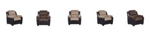 Us Pride Furniture Wylie Armchair