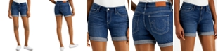 True Religion Jayde Denim Shorts