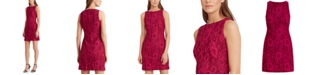 Lauren Ralph Lauren Sleeveless Lace Dress