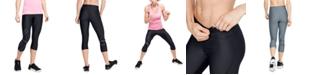 Under Armour Women's HeatGear® Graphic Capri Leggings