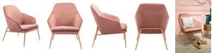Zuo Debonair Arm Chair