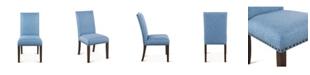 World Interiors Bristol Dining Chairs, Set of 2