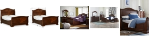 Furniture Closeout! Bordeaux II Queen Bed, Created for Macy's