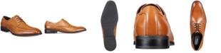Alfani Men's Seth Bike Toe Derbys, Created for Macy's