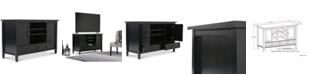 Simpli Home Burbank TV Stand
