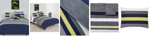 Lacoste Home Tigne 3-Pc. Full/Queen Comforter Set