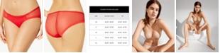 Calvin Klein Sculpted Mesh-Panel Bikini QF1708
