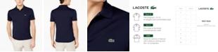 Lacoste Men's Pima Cotton Soft Touch Polo