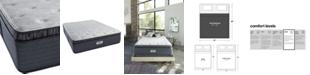 "Beautyrest Platinum Preferred Chestnut Hill 15"" Luxury Plush Pillow Top Mattress - King"