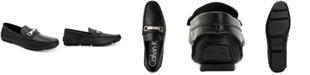 Calvin Klein Men's Maddix Textured Drivers with Bit