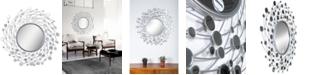 Furniture Como Wall Mirror, Quick Ship