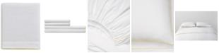 Calvin Klein CLOSEOUT! Series 1 Cotton 500-Thread Count Queen Flat Sheet