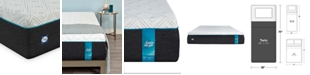 "Sealy to Go 12"" Plush Memory Foam Mattress, Quick Ship, Mattress in a Box- Twin"