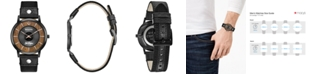 Bulova LIMITED EDITION Men's Nile Rodgers Le Freak Black Cordura Nylon Strap Watch 40mm - A Special Edition