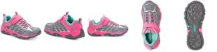 Merrell Big Girls Moab Fast Waterproof Sneakers