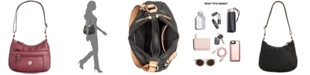 Giani Bernini Pebble Hobo, Created for Macy's