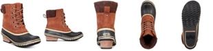 Sorel Women's Slimpack Lace II Waterproof Boots
