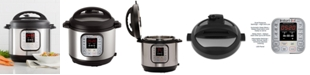 Instant Pot DUO60  7-in-1 Programmable Pressure Cooker 6-Qt.